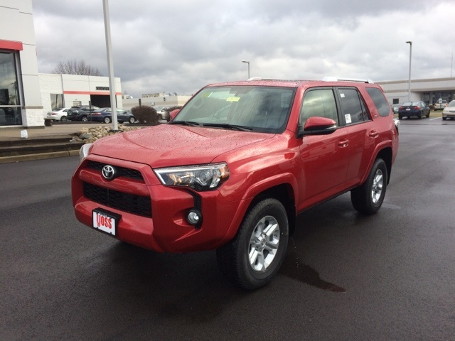 new 2017 toyota 4runner sr5 premium 4d sport utility in dayton t8424 voss toyota. Black Bedroom Furniture Sets. Home Design Ideas